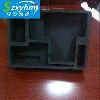 直销电子仪器仪表包装盒 植绒EVA海绵内衬