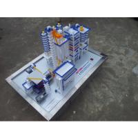 连续式重力浓缩池模型