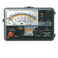 中西(LQS)绝缘电阻测试仪 型号:KL14-Kyoritsu/3161A库号:M299355