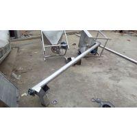 六九重工 供应 重庆 不锈钢螺旋提升机销售 定做加工粉料密封螺旋提升机