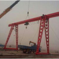 新东方武汉项目60吨龙门吊