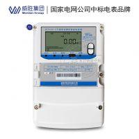 威胜DTZY341-Z智能电能表|威胜三相四线载波智能电能表+可配套无线抄表系统