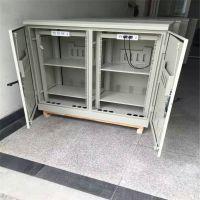 华伟音频数字光纤电源分配单元 综合布线单元双开机柜 通信通讯网络设备 柜