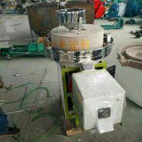瑞诚供应 60型家用电杂粮面粉石磨机 优质石材电动石磨面粉机