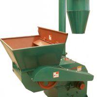 自动进料秸秆粉碎机 大型进料口树枝粉碎机 养殖大型饲料专用
