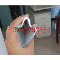 镀锌桃型管-镀锌桃形管