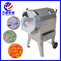 多功能切菜机 商用切条机 瓜果切片切丝机 不锈钢 自动