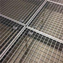 复合钢格板厂家 钢格板篦子 山东防滑踏步板