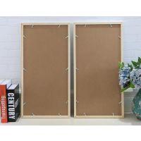 大兴相框 24寸相框背板批发定做 装裱画框十字绣底板 中纤板任意尺寸裁割