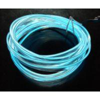1m套装高亮发光线,YFDSG厂家供应EL冷光线 驱动器套装热卖