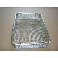 医用不锈钢超声波清洗篮 标准清洗篮 质量可靠