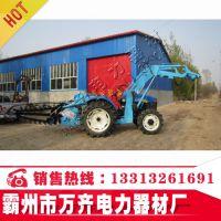 开沟能力200*1200  300*1200  500*1200拖拉机开沟挖坑一体机