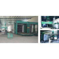 欧亚德专业供应全自动保温砌块墙板生产线OYD
