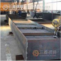 钢结构构件加工出口厂家-三维钢构