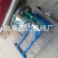 小型五谷杂粮江米棍机 通达牌 十用玉米暗仓膨化机 汽油膨化机 价格