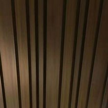 U槽铝通 铝方通天花规格 阳江铝方通厂家