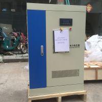 上海言诺三相补偿稳压器SBW-100KVA全自动交流稳压器