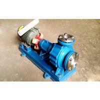 RY高温导热油泵好在哪儿?海涛泵业导热油循环泵质量高