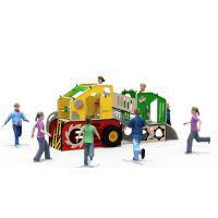 以伦游乐户外儿童PE板工程塑料组合滑梯,YL18-17501新款游乐设施,幼儿园室内家具等