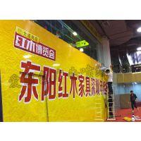 深圳户外广告喷绘,室内3m可移背胶喷绘写真,爱丽色公司加工定制