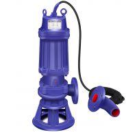 潜水排污泵25WQ8-22-1.1液下排污泵32WQ12-15-1.1