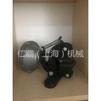 上海仁藏机械设备配件DBG蝶式制动器 皮革机械设备 造纸机械设备 橡胶设备等配件