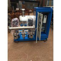 小区恒压变频给水设备50AABH18-15*4,生活供水设备上海北洋厂家供货