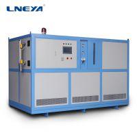 LNEYA半导体行业使用曲线控温5匹汉钟螺杆冷冻机防爆定做