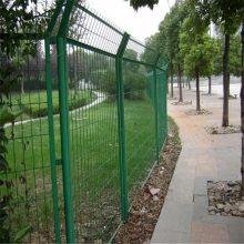 旅游景点防护网 河南圈地铁丝网 养殖围栏网 框架护栏网厂家