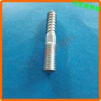 中六角双头螺丝 机丝自攻牙螺丝钉 订做加工M3 4 5 6  8 10 12