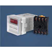 数显时间继电器DH48S-S 380V220V 24V 12V循环控制时间继电器