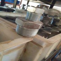 供应现货承插管件/六角头管塞/无头内外螺纹接头 碳钢 A105
