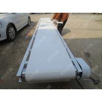 瓷砖输送机 圆管皮带输送机 水泥袋装输送带