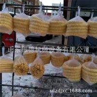 五谷杂粮香酥膨化机 振德  柴油机暗仓膨化机  家用小型康乐果机