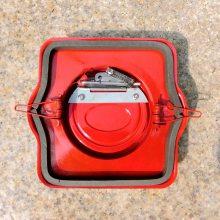 安特远卫生间排气道防火止回阀防止臭味老鼠排气扇止逆阀厕所防反味逆止阀