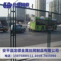 护栏网多少钱 折弯护栏网 临时围栏网