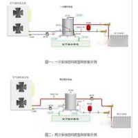 空气能(热泵)无水地暖