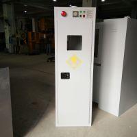 实验室气瓶柜 报警气瓶柜 LQ-010B防爆氧气气瓶储存柜