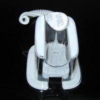 YOMO手机展示架 马蹄展示桌面支架 防盗支架 透明报警防盗架