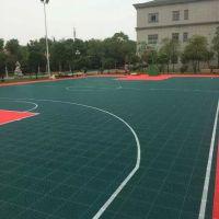 运动场地篮球场专用悬浮拼装地板【时宽】米字格幼儿园专用塑料地板