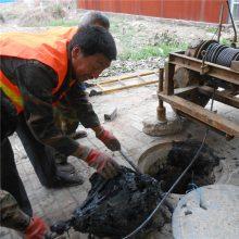 清远小型排水井清淤机器 转向角度调节 洪鑫下水井清淤机器批发