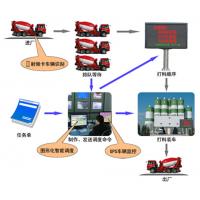 明锐科技:拌合站管理系统