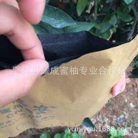 双层蜜柚柚子套袋批发柚子果实纸袋水果专用套袋防虫防水两层纸袋