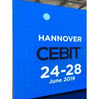 2019年6月德国汉诺威CEBIT消费电子展