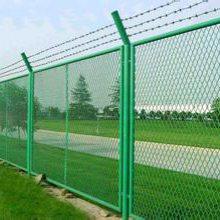 厂家供应球场护栏网 体育场围栏网 篮球场围网 防撞栏钢丝网定制