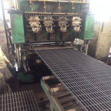 热浸锌钢格栅 G403钢格板 重型格栅板