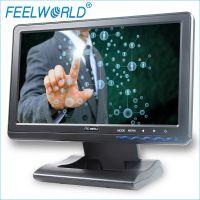 富威德 10寸 1024X768宽屏TFT液晶触摸显示器 工控一体机 高清触摸机 FW101AHT