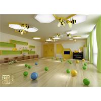 南宁幼儿园装修的三大原则-灿源装饰