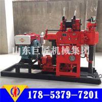 XY-1B型号岩石水井钻机液压打井机低速大转矩价格实惠现货供应