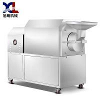 旭朗全自动不锈钢炒货机可炒各种五谷杂粮和干果